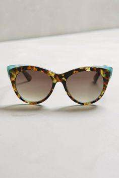 Signe Sunglasses by ett:twa #anthroregistry