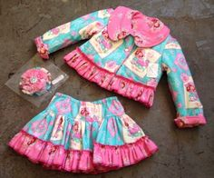 US $54.99 New with tags in Clothing, Shoes & Accessories, Baby & Toddler Clothing, Girls' Clothing (Newborn-5T)