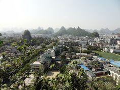 Guilin - Fo Bo Hill by IainCameron, via Flickr