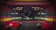 Video: Formel-1 Ferrari und die Carrera Rennbahn - ferrari - carrera Slotcar