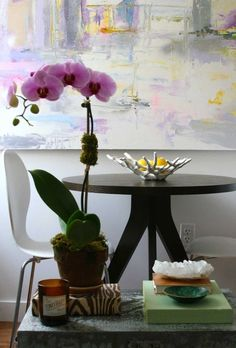 Tripod Bistro Table from west elm