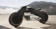 Η BMW παρουσίασε την μοτοσικλέτα του μέλλοντος που δεν χρειάζεται κράνος. - Τι λες τώρα;