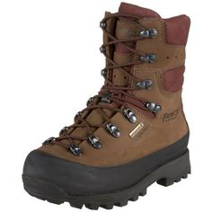 Kenetrek Women's Women's Mountain Extreme Insulated Hunting Boot