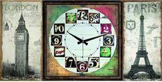 Clock Mango