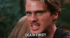 """This Feminist Twist On """"The Princess Bride""""  - """"Patwiarchy, Patwiarchy, bwings us togever today. Patwiarchy, that cursed awangement, that scheme wiffin a scheme."""" #feministprincessbride"""