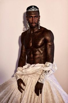 """diagonalmovement: """"Yves Mathieu for IDOL Magazine [] Photographed by Ricardo Rivera """" Afro, Black Boys, Black And Brown, Pretty People, Beautiful People, Portrait Photography, Fashion Photography, Queer Fashion, Mode Editorials"""