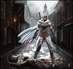 Victorian Assassin by AndyFairhurst.deviantart.com on @deviantART