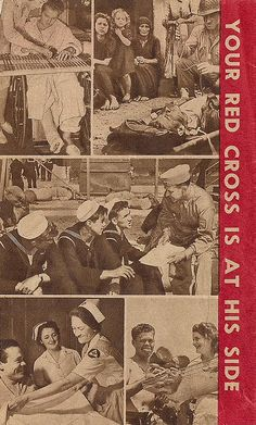 """This Is My Share,"" American Red Cross 1944 War Fund Pamphlet"