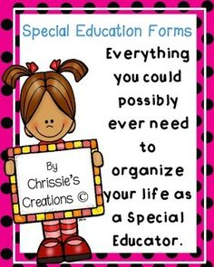 *****Update:++Special+Education+Planning+forms+and+intervention+forms+now+comes+with+10+editable+pages+in+PowerPoint+format+as+of+October+18,+2015.++*****Thanks+for+browsing+my+IEP+forms+and+Special+Education+Intervention+forms.++These+special+education+pintables+are+a+must+have+for+every+Special+Education+Teacher+or+Intervention+Specialist.