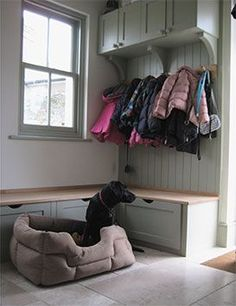 Porch Storage Bench Coats 19 Ideas For 2019 Shoe Storage Porch, Coat And Shoe Storage, Hallway Storage Bench, Bench With Shoe Storage, Wall Storage, Shoe Storage Utility Room, Cloakroom Storage, Dog Storage, Shoe Bench