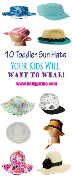 ff7637bcd7e9e Here s a roundup of 10 great sun hats for toddlers your kids will want to  wear