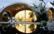 Going Green Underground: Eco-Retro Earth House Designs