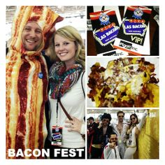 Catch a love for BACON FEST! Visit catchdesmoines.com/blog and YOU could win FREE BACON FOR A YEAR! #CATCHdsm #BACON --KR