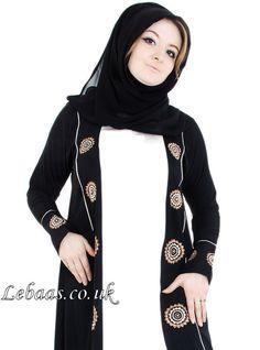 c5b2105692e Black   Silk White Saudi Abaya Saudi Abaya