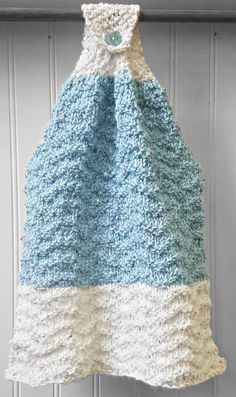 Knit Tea Time Towel - Designed by Clara Masessa – Patterns By Kraemer Knitted Dishcloth Patterns Free, Knitted Doll Patterns, Knitted Washcloths, Chunky Knitting Patterns, Knit Dishcloth, Free Knitting, Crochet Patterns, Knitting Ideas, Knitting Projects