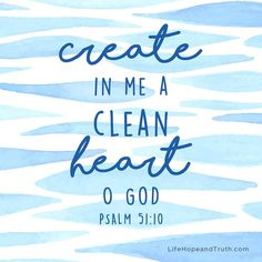 Create in me a pure heart O God and renew a steadfast spirit within me. Do not cast me from your presence or take your #Holy #Spirit from me. Restore to me the joy of your salvation and grant me a willing spirit to sustain me. Then I will teach transgressors your ways so that #sinners will turn back to you. #Psalm 51:10-13 #NIV http://ift.tt/2d372ls  #god #lord #jesus #jesuschrist #christ #christian #christianity #instaphoto #instagram #instagood #biblejournaling #biblequotes #bibleverses…