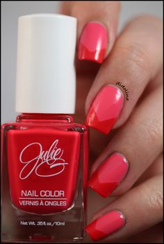 JulieG - Julies Fave & Sound The Alarm #Nails #Nailart