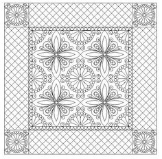 whole cloth quilt patterns - Accomplish Quilting, Inc.