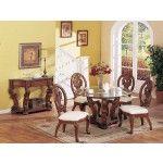 Acme Furniture - Coronado 5 Piece Round Table Set - 8734-5set  SPECIAL PRICE: $1,159.99