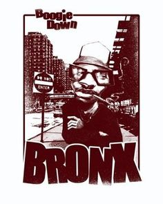 BOOGIE DOWN BRONX by BUA 16x20 inches - part of THE BOROUGHS SERIES - For Sale, Not many left - #ART #BROOKLYN #QUEENS #MANHATTAN #STATENISLAND #BRONX #NEWYORK #BOROUGHS #URBAN