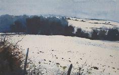 Richard Thorn - Winter monochrome