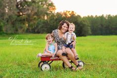 Tracy + Jared's Family Session – Gainesville Family Photographer