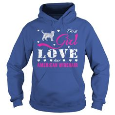 This girl love her American Wirehair