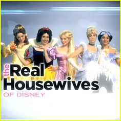 The Real Housewives of Disney sketch on SNL last night was hilarious!! You've gotta watch it. You have to view this page!