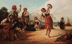 Картинная галерея. Цыганский танец www.svenko.net765 × 473Buscar por imagen Танцующая цыганка Francisco Rodriguez Sanchez Clement - Buscar con Google