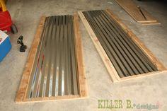 Tin doors