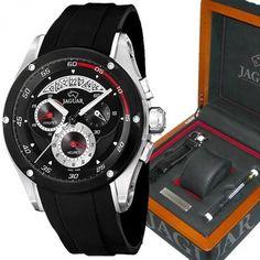 Jaguar Limited Edition. Con correa de piel para cambo. Un reloj de lujo por  450€. 0a7f733e042