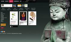 4 pages de vraies promotions - 20% de réduction sur les articles sélectionnés - Cadeaux d'Asie