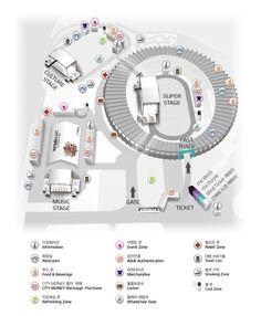 현대카드 Super Series / 시티브레이크 : 공연장 지도 (map)