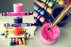DIY Crayon Lipstick | Create Mac Lipstick Dupes Without Breaking The Bank