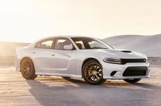 Ranking Dodge's Charger Hellcat with the fastest sedans in the world 707 HP And A 204 MPH Top End Make For Crazy Bedfellows