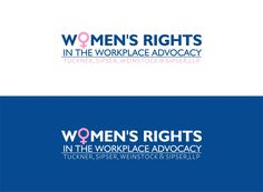 Women's Rights Law Firm needs a new look by pinksalty