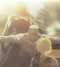 Beautiful Fullmetal Alchemist: Brotherhood art