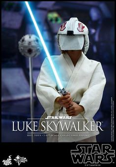 UPCOMING! Hot Toys x Star Wars Ep.IV 1/6 scale LUKE SKYWALKER: Official PHOTO REVIEW! http://www.gunjap.net/site/?p=249460