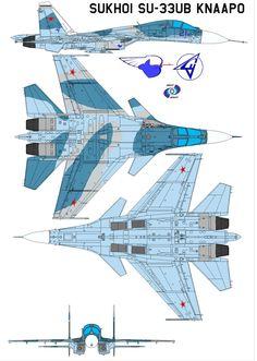 Sukhoi Su-33UB KnAAPO by bagera3005 on DeviantArt