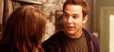 """His smile is seriously melt worthy. 