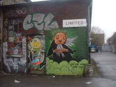 Besok - Street Artist