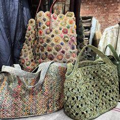 scarletjonesmelbourne • Sophie Digard bags