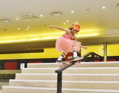 http://www.lamula.fr/sky-brown-prodige-skate-a-8-ans/  #skybrown #skate #skateboard