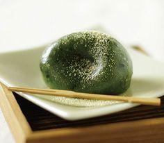 kusa-mochi at Kanou