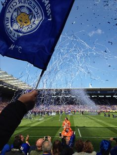 Leicester City Promotion Party