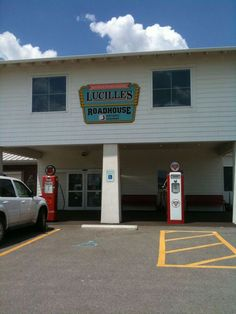 Lucille's Roadhouse, Route 66 - Weatherford, Oklahoma