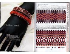 Scheme to bracelets - 2