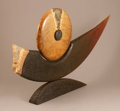 ☆ Equilibrium :¦: Wood Sculpture Artistゝ。Alan Carter ☆