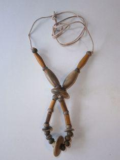 1 Halskette aus Indien Kette Schmuck Hippie Goa Nr.13 neu Folkloreschmuck Ethno