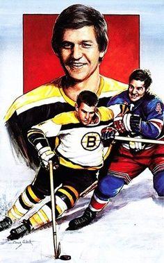 Women's Hockey, Hockey Games, Hockey Players, Bobby Orr, Nfl Fans, Photo Hosting, Sports Stars, Boston Bruins, Nhl
